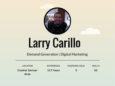 Larry Carillo Slideshare