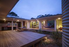 Seal Rocks House 4 by Bourne Blue Architecture