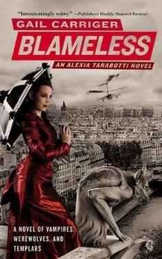 book cover of Blameless (Alexia Tarabotti, book 3) by Gail Carriger
