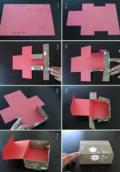 Easy DIY gift box