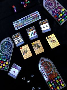 Monopoly, Tour, Games, Gaming Rules, Tabletop Games, Stained Glass Panels, Tray, Artists, Gaming
