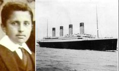 Does long-lost photo solve mystery of why playboy drowned on Titanic? Millionaire 'wouldn't leave mixed-race valet who would have been denied place on lifeboat'