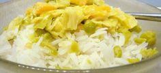 Risotto fondue de poireau - Recettes Cookeo