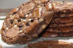 čokoládové keksíky
