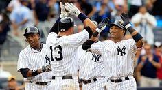 New York Yankees | Grand Slams 2009-2015