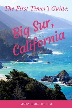Explore tips for driving through Big Sur, California. Learn all you need to know about a Big Sur road trip!