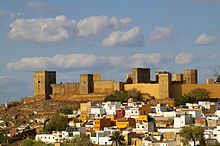 Castillo de Alcalá de Guadaíra - Wikipedia, la enciclopedia libre