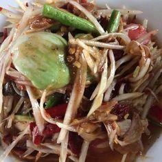แจกสูตรน้ำปลาร้านัวๆ รับรองแซ่บ ใส่ส้มตำลูกค้าติดใจ ทำขายมีโอกาสรวยเงินล้าน! สูตรน้ำปลาร้าตำบักหุ่งนัวๆขายดีโคตรๆ ในสูตรนี้เค้ามีใส่ใ... Spicy Recipes, Asian Recipes, Low Carb Recipes, Great Recipes, Cooking Recipes, Laos Recipes, Favorite Recipes, Laos Food, Thai Dishes