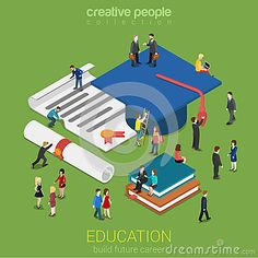Education Stock Illustrations – 188,659 Education Stock Illustrations, Vectors & Clipart - Dreamstime