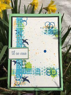 Niti's Art from Heart: Vårlige kort til glede og nytte
