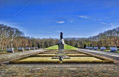 Soviet memorial in Treptower park - #Berlin