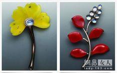 珠宝设计师龚遵慈作品