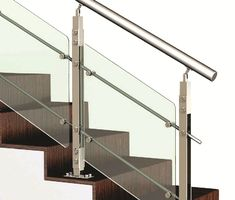 pictures of stainless steel railing, ss gate, ss gazebo Glass Stairs Design, Steel Stairs Design, Steel Grill Design, Staircase Design Modern, Staircase Railing Design, Modern Stair Railing, Steel Gate Design, Balcony Railing Design, Home Stairs Design
