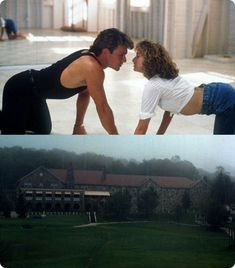 Dirty Dancing.. On my to watch list tomorrow.. Love this show.