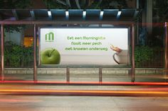"""POSTER- Morning Bite 2015 """"Be Apple Project"""""""