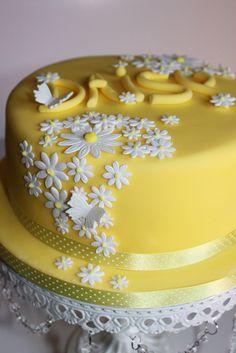 . daisy cake
