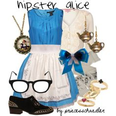 hipster alice