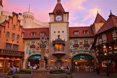 Disney world.