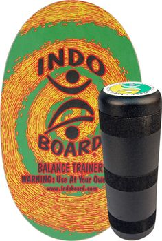 Indo Deck/Roller Kit Rasta