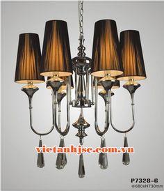 Đèn chùm trang trí VA P7328-6 | Đèn chùm, đèn trang trí ở tp Vinh- Nghệ An- Hà Tĩnh http://vietanhjsc.com.vn/chi-tiet-Den-chum-trang-tri-VA-P7328-6-1967.aspx