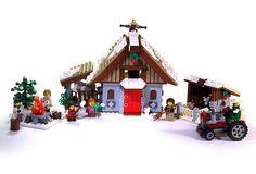 LEGO-Winter_Village_Farm_V2_02 by ~EmmaC~, via Flickr