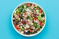 Mediterranean Tuna Salad – Fresh Start