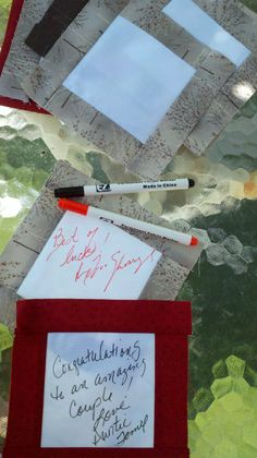 Deposit On A Signature Guest Book Quilt Great For Weddings Retirement Birthday…
