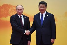 The growing Chinese-Russian alliance is one of the most important geopolitical developments of the century.
