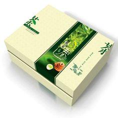 Tea paper gift boxes-KPTB-07