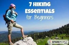 We love spending time in the great outdoors (aka the grown-up playground). Today we're sharing some of our favorite hiking essentials.