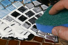 10 Step Beginner's Guide to Making Mosaics
