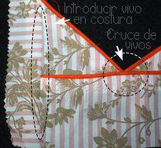 cosiendo y aprendiendo: Trucos para coser vivo