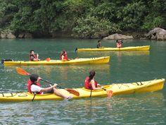 Kayaking in Cat Ba http://catbahotels.org/activities/kayaking-in-cat-ba.html