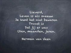 Ascheid van M. Dutch Words, Dutch Quotes, After Life, Text Quotes, More Than Words, True Words, Beautiful Words, Cool Words, Life Quotes