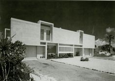 AD Classics: Milam Residence / Paul Rudolph milamfront – ArchDaily