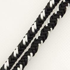Camera strap / 8 Strand square braid , Type 1 accessory cord