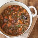 Try the Lamb and Dried Apricot Stew Recipe on williams-sonoma.com
