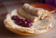 Recipe: Ukrainian Nalysnyky (CREPES, DESSERT, FOOD, NALYSNYKY, PANCAKES, RECIPE, UKRAINE, UKRAINIAN FOOD)