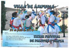 """Xxxiii Festival De Paloteo Y Danza """"Villa De Ampudia"""""""