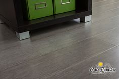 Gray Hardwood Floors - Eclipse Fossilized® Wide Plank Click Lock | Cali Bamboo - Cali Bamboo