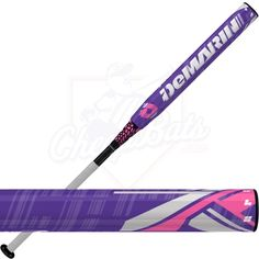 2015 DeMarini HOPE Fastpitch Softball Bat This bat is a beauty!---just got this bat! Softball Gear, Softball Equipment, Baseball Gear, Girls Softball, Softball Players, Fastpitch Softball, Softball Things, Volleyball, Demarini Softball Bats