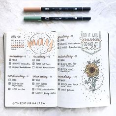 This is so cute. I would use the sunflower area for tracking my to do list, meal planner, spending, etc.