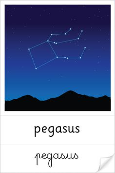 Constellation de Pégase
