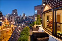 Luxury Collection 2014: 14 Horatio Street, Apt. 17E, West Village, Manhattan, New York - learn more: http://www.corcoran.com/nyc/listings/display/2816024?utm_medium=Social&utm_source=Pinterest&utm_campaign=Property