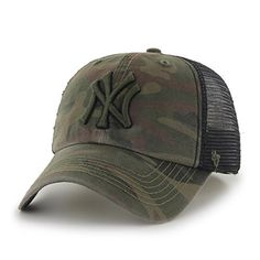 MLB New York Yankees Beaufort Closer Stretch Fit Hat 6880bafdc866
