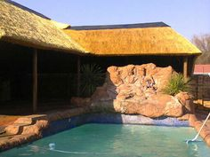 Great Lapa and Pool combination set up