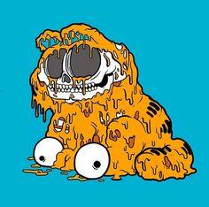 Explosive Pop Culture – Les créations colorées de Matt Gondeck