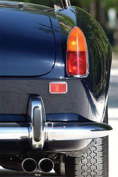 Ferrari 250 GT SWB California Spider 1961 : La Dolce Vita !