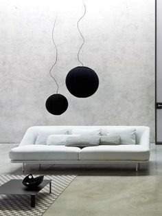Black and White | Interior Design | Daytona | Claesson Koivisto Rune