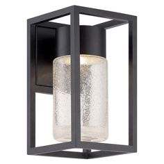 "View the Modern Forms WS-W5411 Structure 11"" Height LED Dimming Outdoor Wall Sconce Dark Sky Friendly at LightingDirect.com."